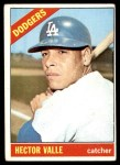 1966 Topps #314  Hector Valle  Front Thumbnail