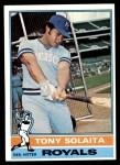 1976 Topps #121  Tony Solaita  Front Thumbnail