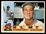 1960 Topps #48  Hal W. Smith  Front Thumbnail