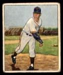 1950 Bowman #83  Sheldon Jones  Front Thumbnail