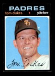 1971 Topps #106  Tom Dukes  Front Thumbnail