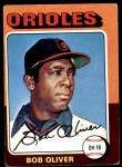 1975 Topps #657  Bob Oliver  Front Thumbnail