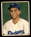 1950 Bowman #59  Ralph Branca  Front Thumbnail