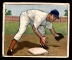 1950 Bowman #116  Red Stallcup  Front Thumbnail