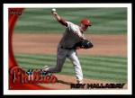 2010 Topps Update #100  Roy Halladay  Front Thumbnail