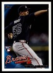 2010 Topps Update #253  Mike Minor  Front Thumbnail
