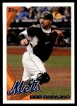 2010 Topps Update #316  Rod Barajas  Front Thumbnail