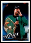 2010 Topps #267   Blue Jays History Front Thumbnail