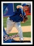 2010 Topps #658  Tommy Hunter  Front Thumbnail