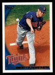 2010 Topps #659  Nick Blackburn  Front Thumbnail