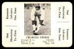 1936 S&S Game  Charles Grimm  Front Thumbnail