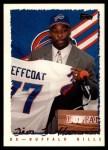 1995 Topps #63  Jim Jeffcoat  Front Thumbnail