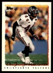1995 Topps #74  D.J. Johnson  Front Thumbnail