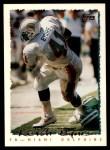1995 Topps #378  Keith Byars  Front Thumbnail