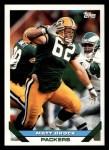 1993 Topps #286  Matt Brock  Front Thumbnail