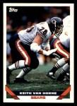1993 Topps #657  Keith Van Horne  Front Thumbnail