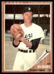 1962 Topps #460  Jim Bunning  Front Thumbnail