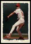 1995 Topps Traded #152 T Tyler Green  Front Thumbnail