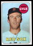 1969 Topps #311  Sparky Lyle  Front Thumbnail