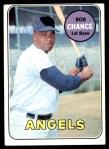 1969 Topps #523  Bob Chance  Front Thumbnail