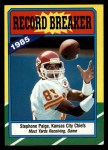1986 Topps #6  Stephone Paige  Front Thumbnail