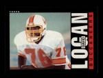 1985 Topps #173  David Logan  Front Thumbnail