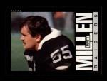 1985 Topps #295  Matt Millen  Front Thumbnail