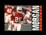 1985 Topps #329  Stanley Morgan  Front Thumbnail