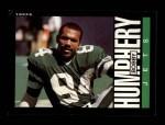 1985 Topps #339  Bobby Humphery  Front Thumbnail