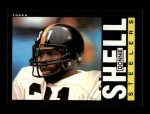 1985 Topps #362  Donnie Shell  Front Thumbnail