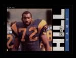 1985 Topps #81  Kent Hill  Front Thumbnail