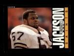 1985 Topps #106  Rickey Jackson  Front Thumbnail