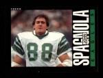 1985 Topps #136  John Spagnola  Front Thumbnail