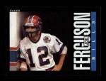 1985 Topps #201  Joe Ferguson  Front Thumbnail