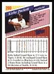 1993 Topps #200  Kirby Puckett  Back Thumbnail