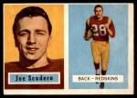 1957 Topps #98  Joe Scudero  Front Thumbnail