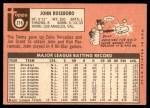 1969 Topps #218  John Roseboro  Back Thumbnail