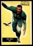 1955 Bowman #105  Tom Scott  Front Thumbnail