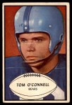 1953 Bowman #42  Tom O'Connell  Front Thumbnail