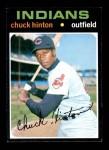 1971 Topps #429  Chuck Hinton  Front Thumbnail