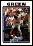 2005 Topps Update #10  Shawn Green  Front Thumbnail