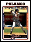 2005 Topps Update #33  Placido Polanco  Front Thumbnail
