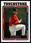 2005 Topps Update #283  Nick Touchstone   Front Thumbnail