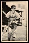 1953 Bowman B&W #18  Billy Hoeft  Front Thumbnail