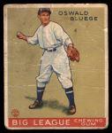 1933 Goudey #159  Ossie Bluege  Front Thumbnail