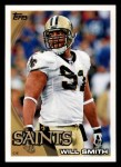 2010 Topps #26  Will Smith  Front Thumbnail