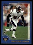 2000 Topps #247  Jermaine Lewis  Front Thumbnail