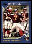2000 Topps #346   -  Danny Wuerffel Eminant Prestige Front Thumbnail
