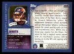 2000 Topps #355   -  Ted White Eminant Prestige Back Thumbnail