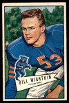 1952 Bowman Large #96  Bill Wightkin  Front Thumbnail